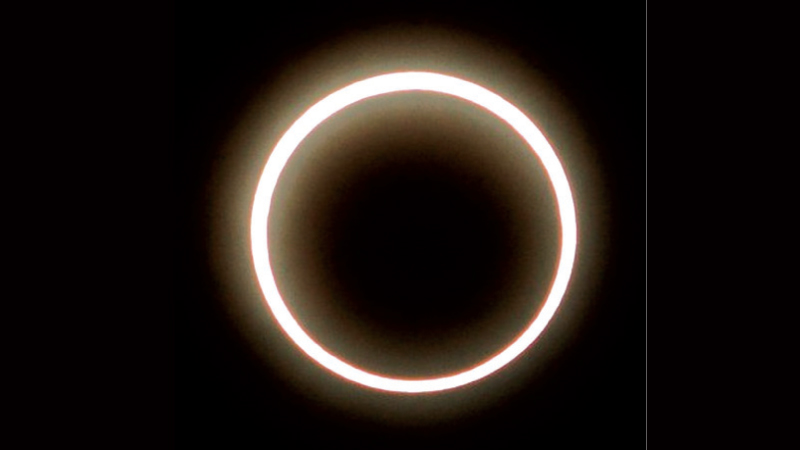 Solar Eclipse visible to Sri Lanka on December 26