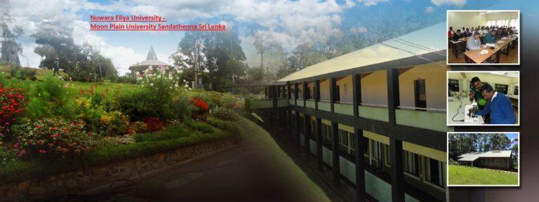 Government planning to setup university in Nuwara Eliya
