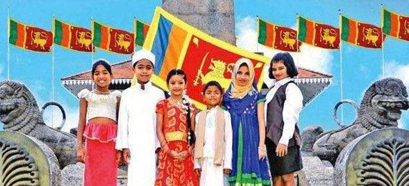 Trilingual school for each district Sri Lanka