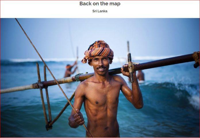 Sri Lanka Back ON MAP Tourism Award 2020
