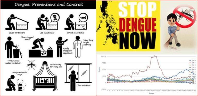 Dengue Fever increases in Sri Lanka with rains. Be Alert