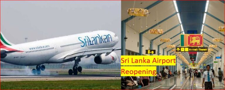 Bandaranaike International Airport BIA Katunayake opening dates Sri Lanka