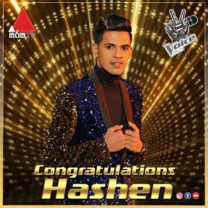 Hashen Dulanjana WON the Voice Teens Sri Lanka crown