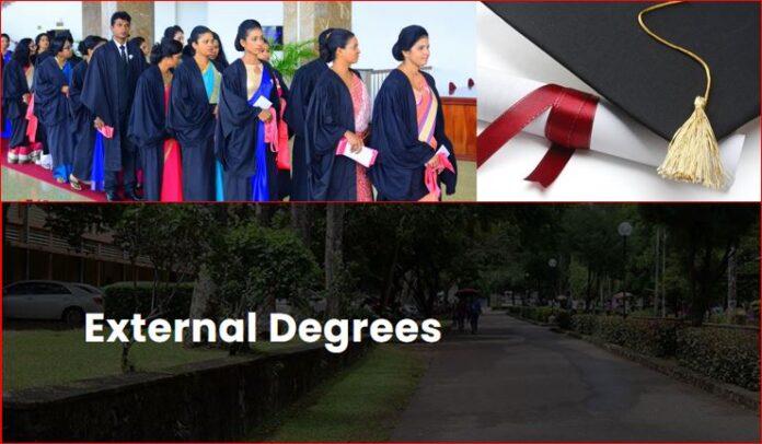 External Arts Degrees Registration Temporarily suspended UGC