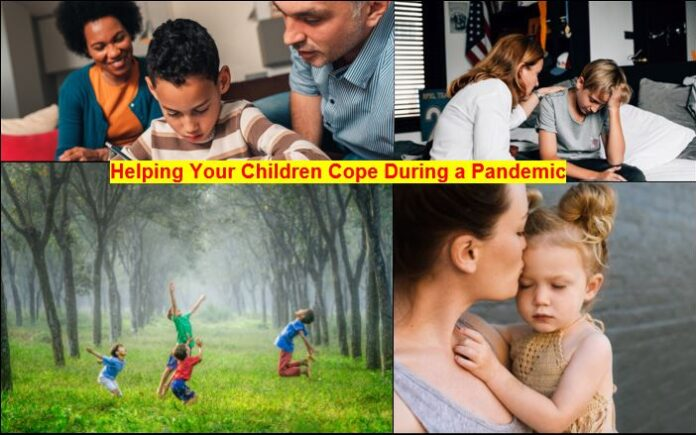 Helping Your Children Cope During a Pandemic -BetterHelp Advice