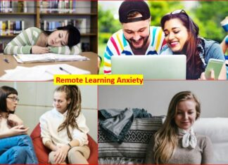 What is Remote Learning Anxiety and how to manage it