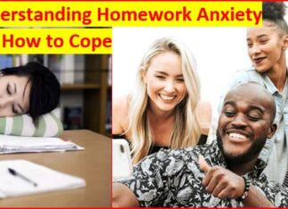Tips for Managing Homework Anxiety