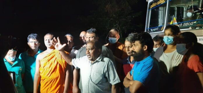 Activist Joseph Stalin and 15 others released. Struggle to continue against Kotelawala University Bill